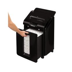 Destructora Automática AutoMax 100M, Mini-Corte